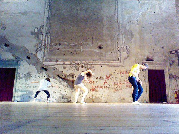 Villa Da Porto protagonista dei workshop di danza