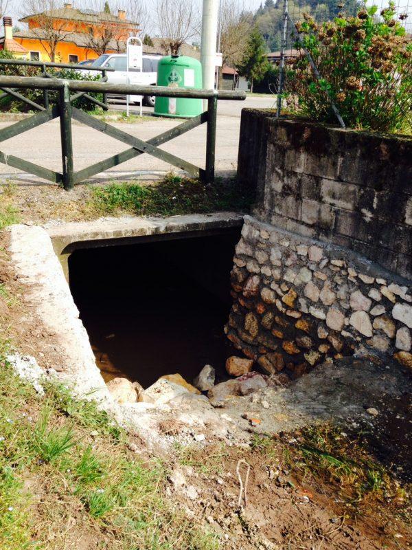 Sistemato il Rio Valle Caprara, per la sicurezza idrogeologica della zona residenziale Fogazzaro