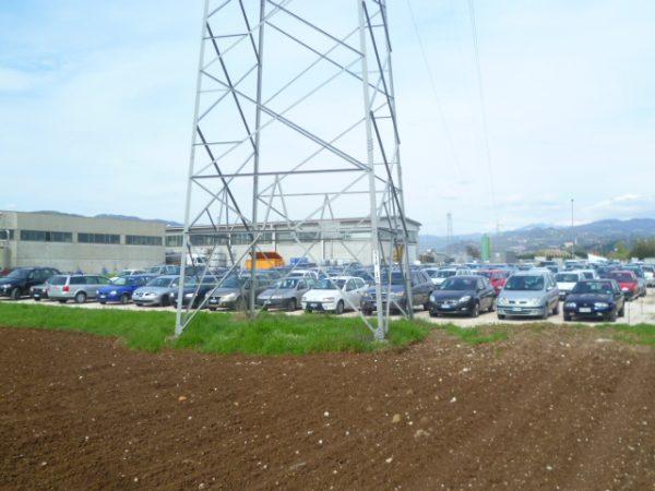 Un nuovo parcheggio per la sicurezza dei dipendenti Faeda