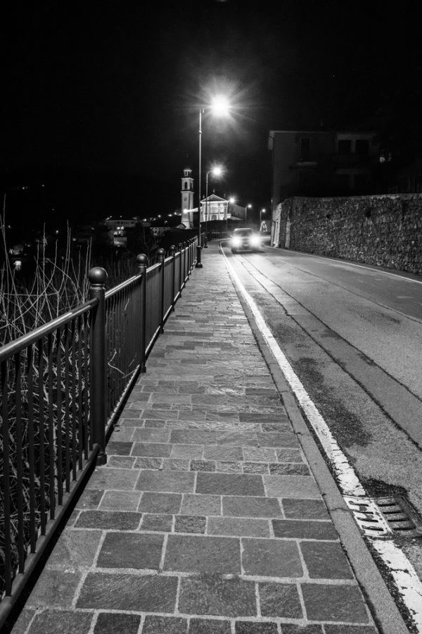 Montorso by night