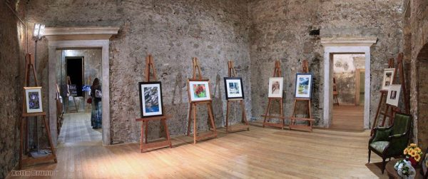 Villa Da Porto luogo di cultura, ecco le foto della mostra allestita per la Sagra del Santo Rosario