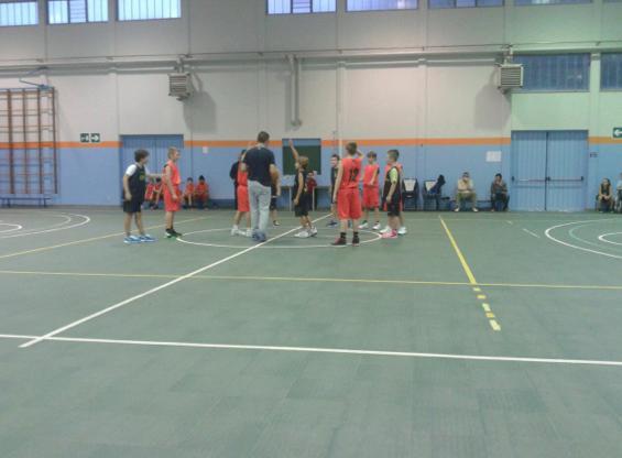Gli Esordienti del basket iniziano il campionato