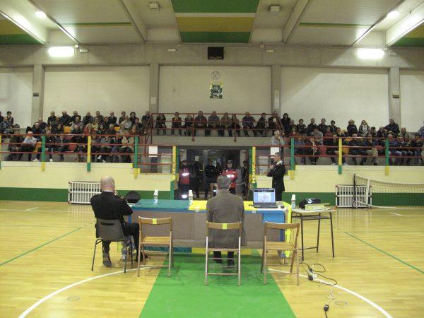 Molto partecipato l'incontro sulla sicurezza con i Carabinieri