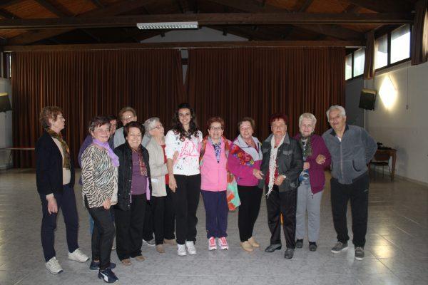 Ginnastica dolce per anziani, grande partecipazione