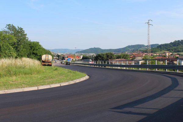 """Più sicurezza lungo la """"Montorsina"""", grazie ai lavori di asfaltatura"""