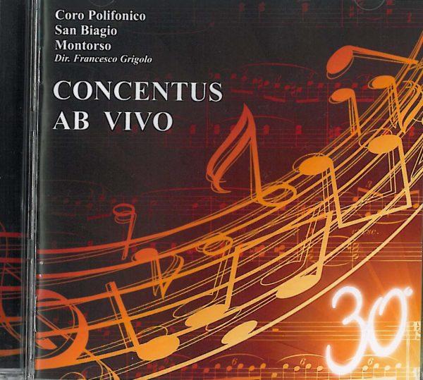 """""""Concentus ab vivo"""": è uscito il primo cd del Coro Polifonico San Biagio"""