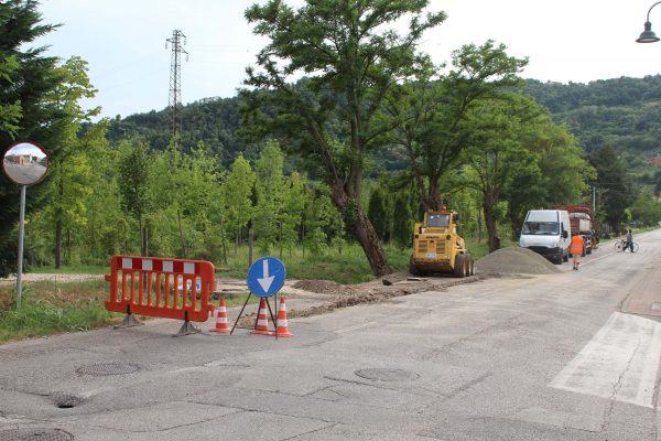 Al via i lavori per il nuovo acquedotto in via Da Porto