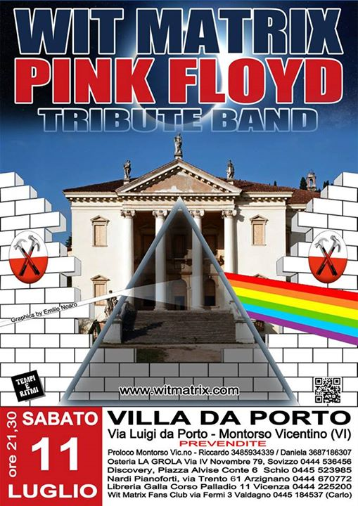 I Pink Floyd incontrano Giulietta e Romeo