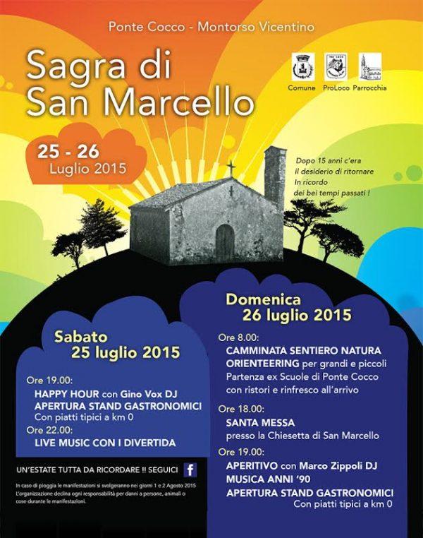 Dopo 15 anni torna la Sagra di San Marcello