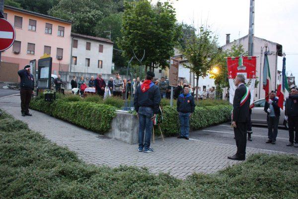 """""""La libertà va conquistata ogni giorno"""": il ricordo dei caduti di via Villa e della Liberazione"""