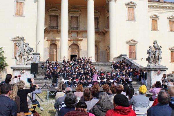 """100 anni di scuola """"Da Porto"""", grande festa in Villa"""