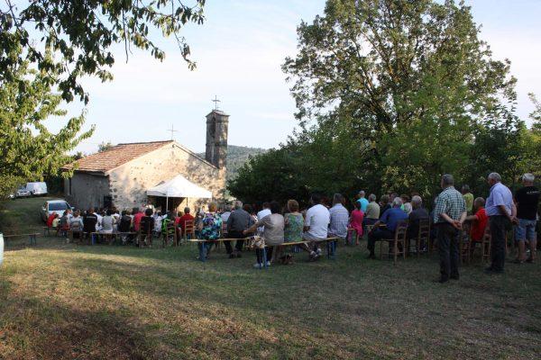 Grande festa per San Marcello