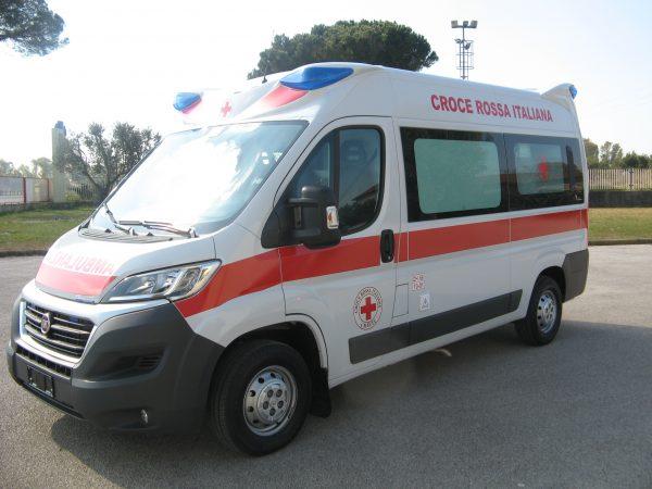 La Croce Rossa incontra la popolazione
