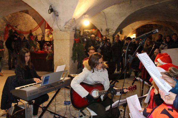 I cori parrocchiali ad allietare l'attesa del Natale
