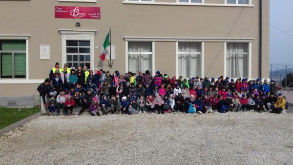 Gli alunni della primaria alla scoperta del territorio