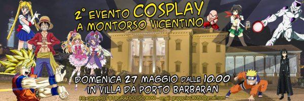 2° CosplayDay in Villa Da Porto