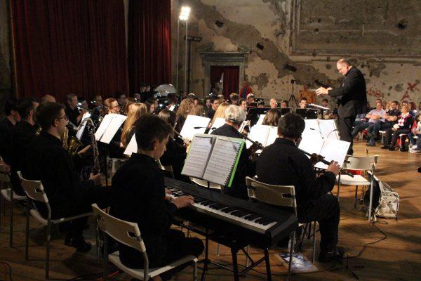 I Fiati Polifonici, un successo a ritmo di musica