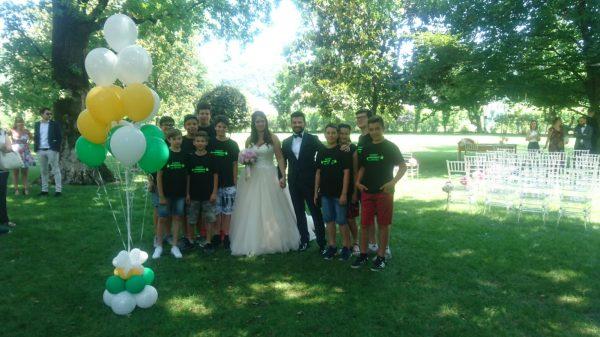 Matrimonio bis per La Contea