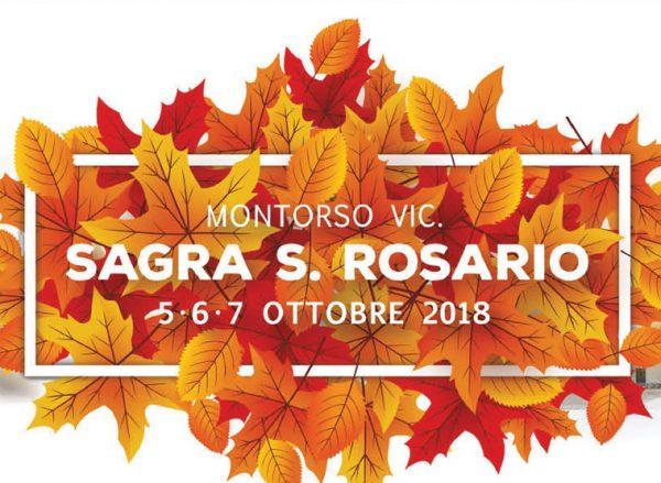 Sagra del Santo Rosario, edizione 2018