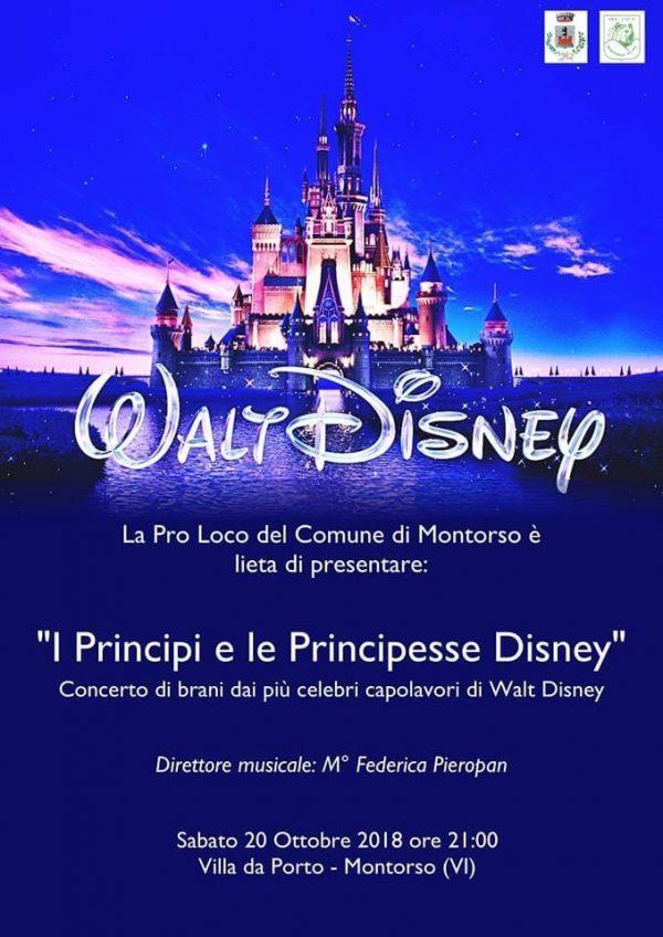 In musica i più bei capolavori Disney