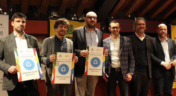 """Legambiente premia per la seconda volta """"Paolino di Riciclandia"""""""