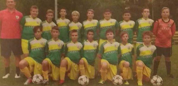Una squadra da record