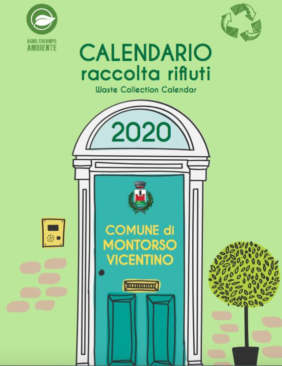 Calendari 2020, al via la consegna