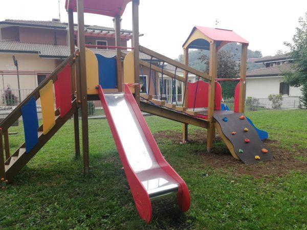 Quattro parchi comunali rimessi a nuovo, i bambini i primi destinatari