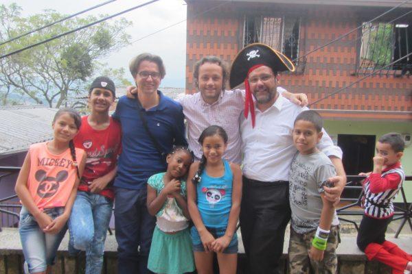 Da Montorso all'Amazzonia per combattere il Covid-19