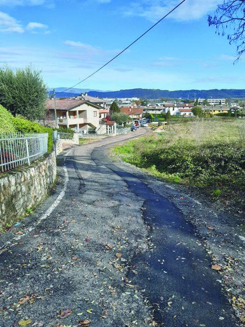 Lavori sulla rete idraulica in via Montegrime