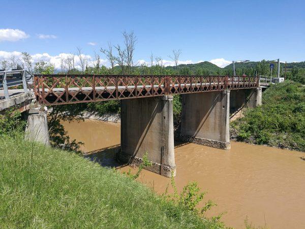 Al via a giugno i lavori per il nuovo ponte sul fiume Guà lungo la Montorsina