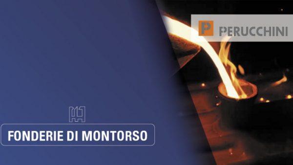 Fonderie di Montorso acquisisce il controllo di Perucchini, leader nella produzione di componenti complessi in ghisa e acciaio