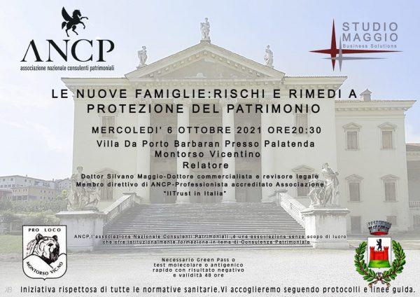 Incontro pubblico sulla protezione del patrimonio