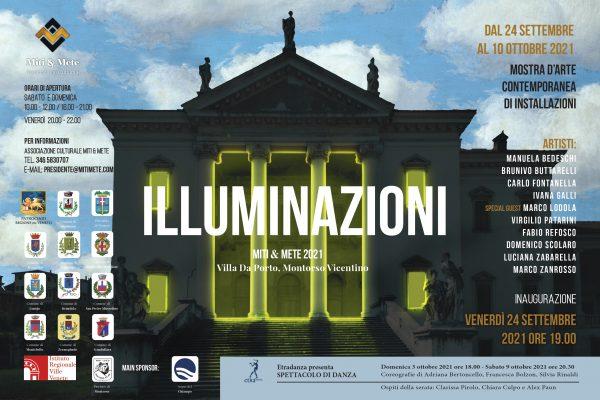Illuminazioni – Mostra d'arte contemporanea